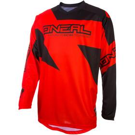O'Neal Matrix Jersey Men ridewear-red/gray
